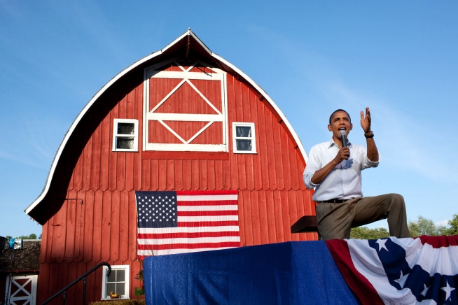 Did Wisconsin's recall election foretell a great loss for Obama in November?
