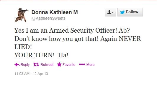 Donna-ArmedSecurity