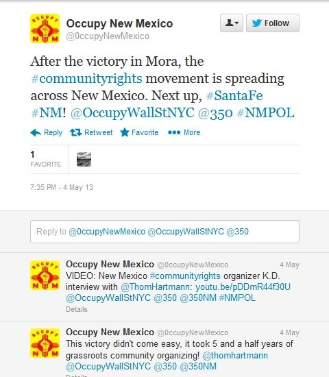 Mora-Community Organizing