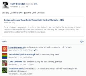 TerryS CatholicSlur