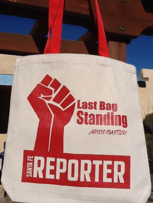 Santa Fe Reporter Bag