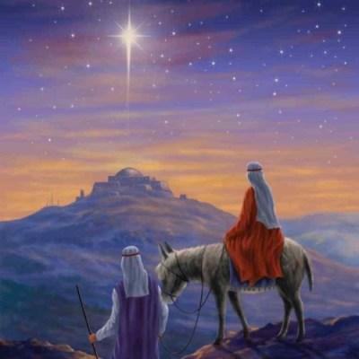 Traveling to Bethlehem