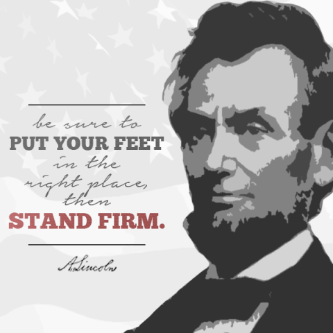 Abraham Lincoln Quote 3