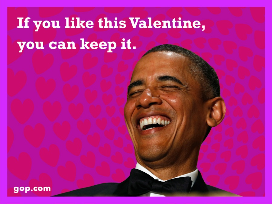 ValentinesDay- Obama