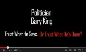 Gary King Ad