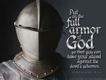 Bible- Armor of God