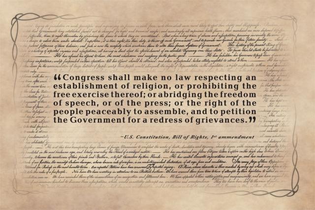first-amendment