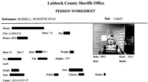 Candidate for D.A. in eastern NM has a criminal record and mugshot