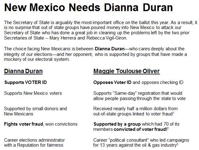 NM Needs Dianna Duran1