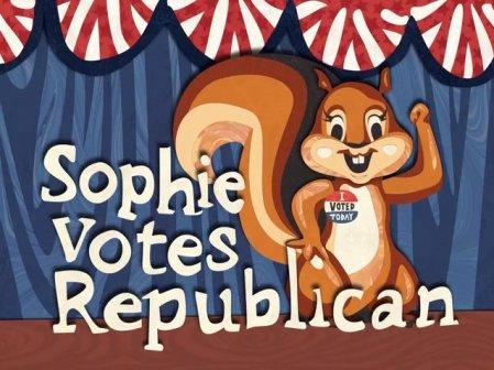 SophieVotesRepublican
