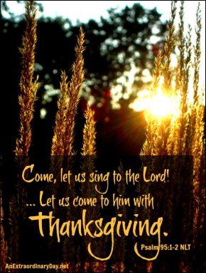 Happy Thanksgiving 2014!