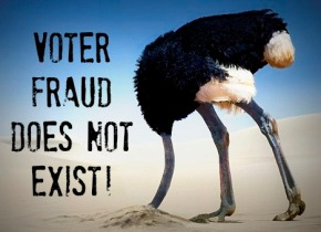 "Voter Fraud ""SHOCKER""! Will Sec. of State wannabe Maggie Toulouse Oliver admit we need Voter ID?"