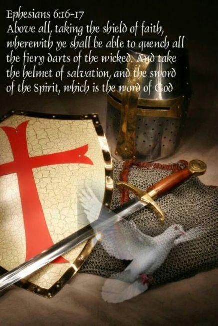 Bible- full armor