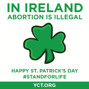 Ireland for LIFE: Happy St. Patrick's Day!