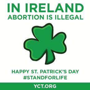 Ireland for LIFE: Happy St. Patrick'sDay!
