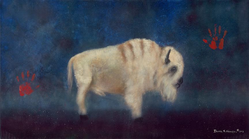 White Buffalo Vision