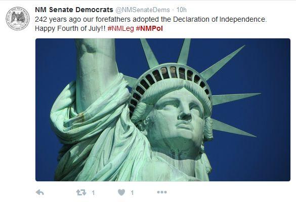 NM Senate Dems