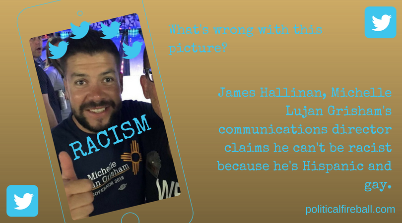 Racist Hallinan
