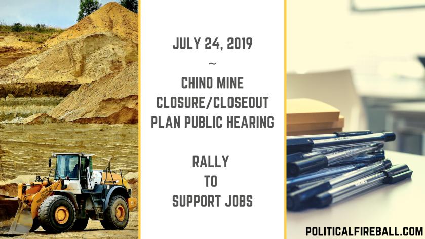 Grant County Mine Jobs Under Attack Again – Political Fireball
